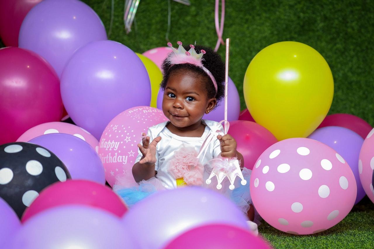 Prinses inhuren kinderfeestje